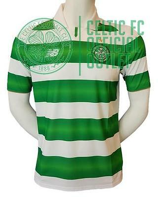 Celtic FC 2016/2017 Adult Champions League player Issue Short sleeved Home Top