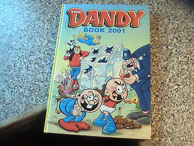 The Dandy Annual 2001