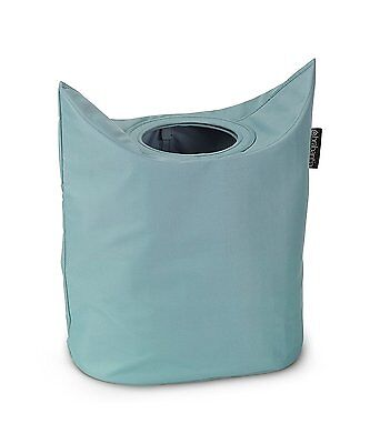Brabantia Portable Laundry Basket and Bag Mint 102509