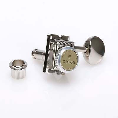 Gotoh SD91 Vintage Magnum Lock Traditional Tuners 6 In Line