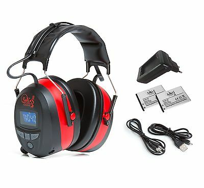 SKS 1190 Casque antibruit Bluetooth Fonction FM-Radio MP3 casque 4G Mémoire