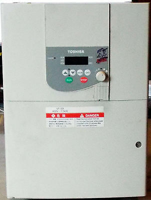 1 Used Toshiba Vfs9 4075Pl Wn 10 Hp Transistor Inverter***make Offer***