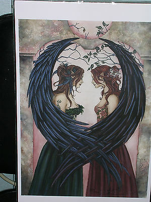 Amy Brown - Sisters - Limited Edition - SOLD OUT