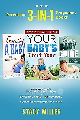 Parenting: 3-in-1 Pregnancy Books (Parenting Parenting Books Pregnancy Books ...