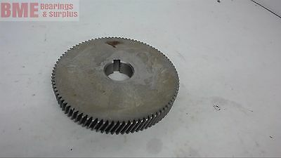 Helical Gear 1'' Bore 4 7/16'' Od 91 Teeth