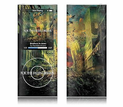 MusicSkins For The Fallen Dreams - Changes for Apple iPod nano (4th Generation)