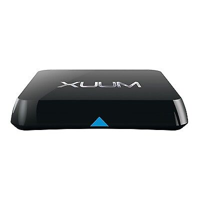 XUUM X8 Quad Core Android TV Box Ultra HD 4K Streaming Media Player