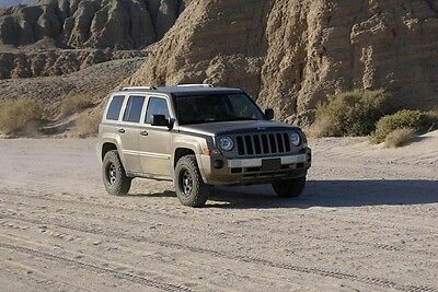 Jeep Patriot lift kit, all years thru 2016 (The ORIGINAL, used by MOPAR)