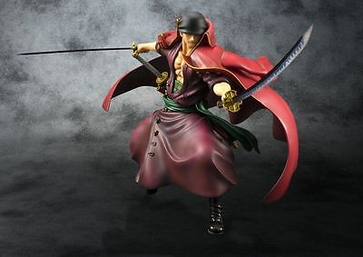 New Megahouse P.O.P Portrait Of Pirates One Piece Edition-Z Roronoa Zoro Painted