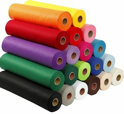 CRAFT FELT 1.5mm Thick x 1/2 mtr Long x 45cm Wide Good Quality,Great for Die Cut