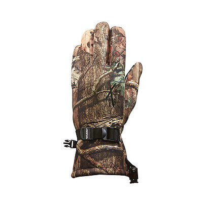 Seirus Xtreme AWG Gauntlet Camo Mens Realtree Xtra MD Glove