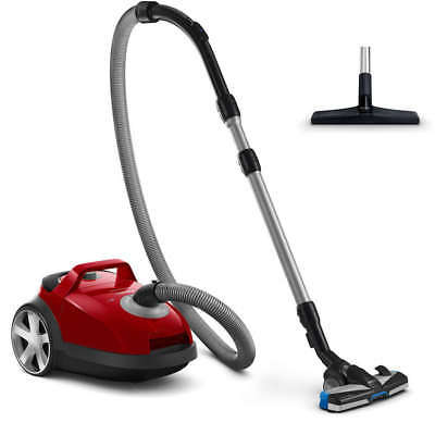 Philips Fc 8721/09 Performer Expert Vacuum Cleaner With Bag Class A Hepa 13 New