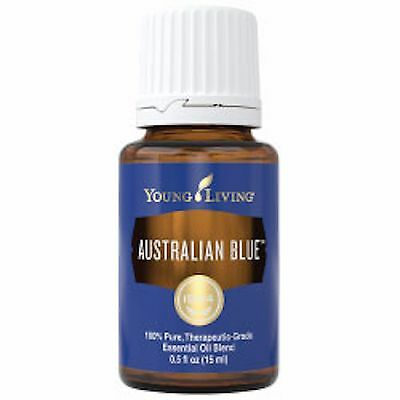 AUSTRALIAN BLUE YOUNG LIVING AUSTRALIAN BLUE 15 ml - NEW!! UNOPENED!! SPECIAL!!