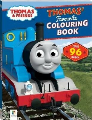 Thomas and Friends Thomas' Favourite Colouring Book (Thomas and Friends).
