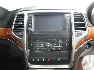 Jeep Grandcherokee Heater/ac Controls Wk, 01/11- 11 12 13 14 15 16 17