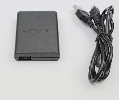 Origina Bos Soundlink MIni Series II Wall Charger PSA05F-050QBT1 & USB Cable