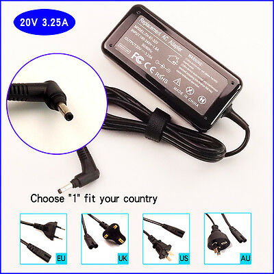 AC Power Adapter Charger For Lenovo Ideapad 110-15IBR 80T7 110-15ACL 80TJ