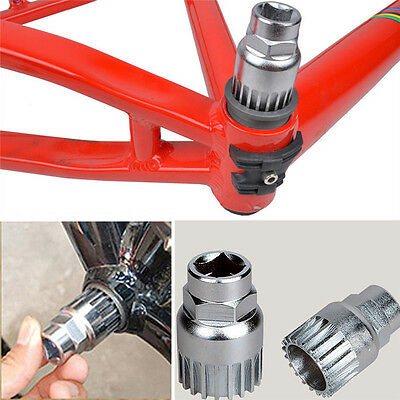Bicycle Sealed Bottom Bracket Removal Remover Repair Tool For MTB Road Bike NEW