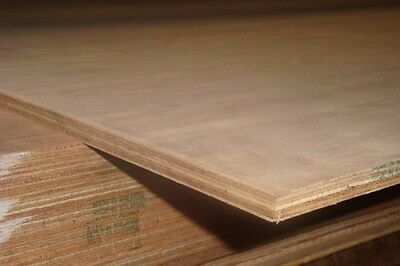 2400 X 1200 X 18mm Marine Plywood