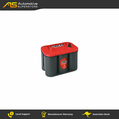 Optima 34 Red Top 12 Volt Battery