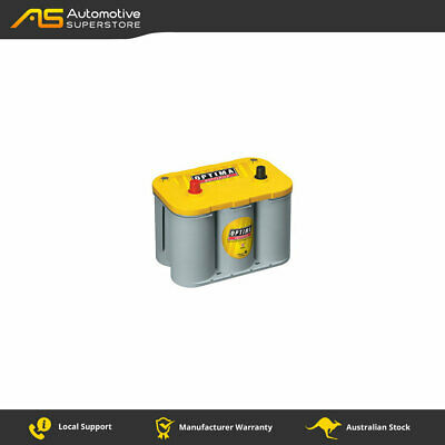Optima D34 Yellow Top 12 Volt Battery