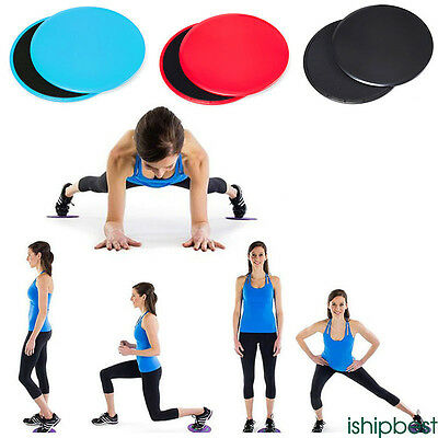 Gliding Disc Exercising at Home Leg Thigh Gluteus Fitness Gym Equipment HOT Sale