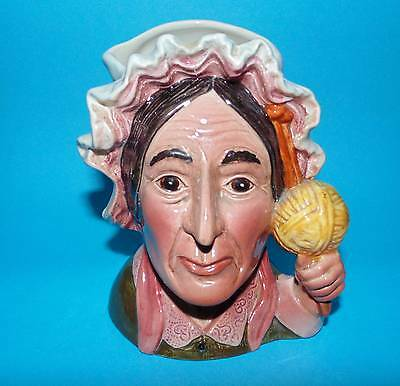 Beswick   figurine  ' Betsy Frostwood ' character jug #2075 1st Quality