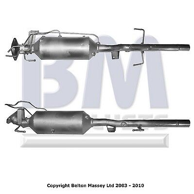 MAZDA 6 2.0 03/2005 Approved Diesel Cat & DPF + Fitting Kit