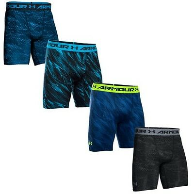 Under Armour HeatGear armour Printed Compression Baselayer Short