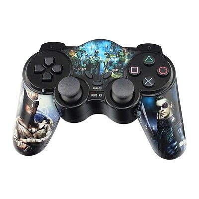 NJP216A 2.4G Wireless Dual Shock Game Gamepad Controller Joystick For Sony PS2