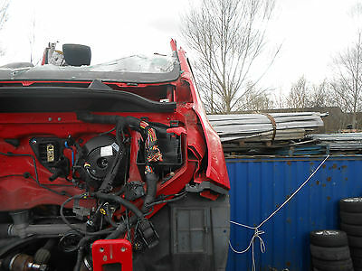 Ford Ka Mk  Red Complete Passenger Front Quarter Body Panel Frame Chassis
