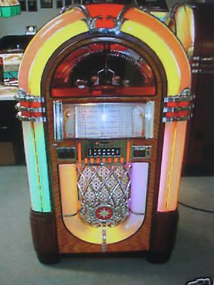 Wurlitzer 1015 Jukebox  Bubbler Antique Apparatus 200 selections 45rpm Beautiful