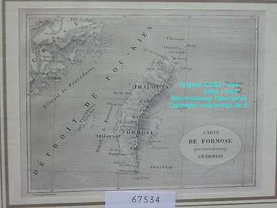 67534-Asien-Asia-Taiwan-Formosa-Karte-Map-TH 1880