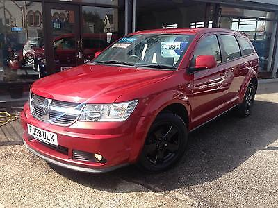 Dodge Journey 2.0CRD auto 7 Seats *12 months Warranty, Recovery + Mot Cover INC*