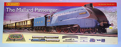 Hornby 'oo' Gauge R1103 'the Mallard Passenger' Trainset Boxed