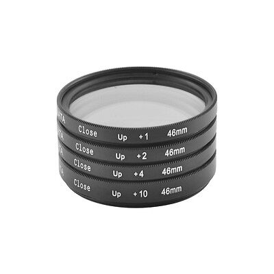 Lens Macro Close up +1 +2 +4 +8 10 Filter For Canon Nikon 37 49 52 58 67 72 77mm