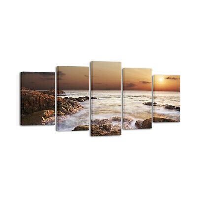 Canvas Print Painting Picture Photo Home Decor Wall Art Sea Landscape Framed