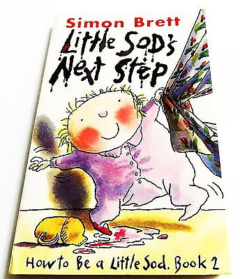 Little Sod's Next Step - (Book 2) Simon Brett