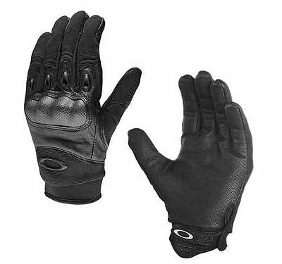 Oakley SI Assault Tactical Factory Pilot Glove Black New Improved Style 2015