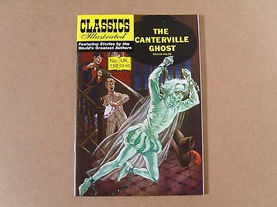 CLASSICS ILLUSTRATED JES  No 150 (2011) - THE CANTERVILLE GHOST by OSCAR WILDE