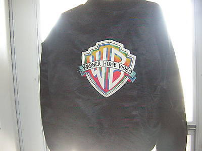 Warner Brothers Video Employee Jacket 1980 Vintage Bugs Bunny