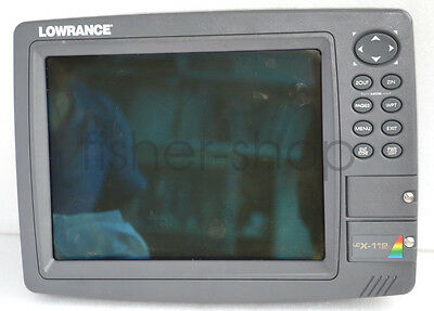 Lowrance LCX-112C HD GPS chartplotter Series (only LCX-113 head ,no accessories