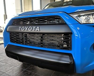 2014 2015 2016 2017 2018 Genuine OEM Toyota 4Runner TRD PRO 2 Piece Grille Set