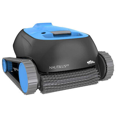 Dolphin Nautilus Pool Cleaner with CleverClean - 99993116-US - 2017 Model