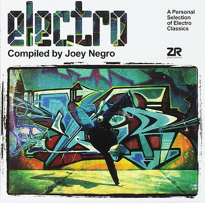 Electro Compiled By Joey Negro Sealed Lp Hashim Russell Brothers Tyrone Brunson