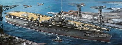 Very Fire VF350801 1/350 German Navy Aircraft Carrier Graf Zeppelin