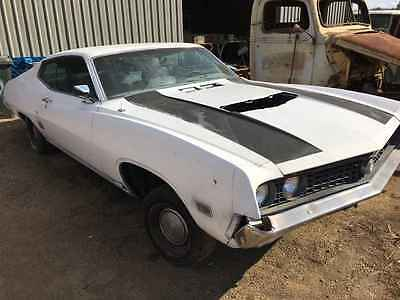 1970 FORD TORINO GT Sportsroof Coupe like XA XB XC Falcon from USA LHD America