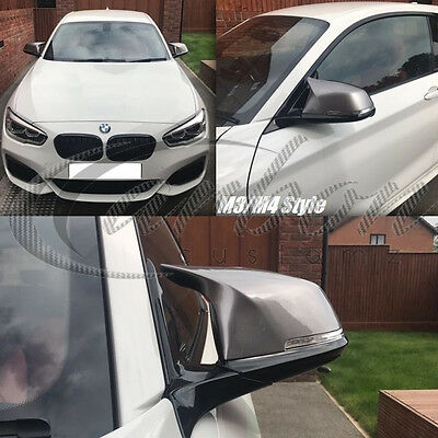 BMW M3/M4 Style Replacement Mirror Covers Painted Any BMW Colour F20 F21 F30 F31