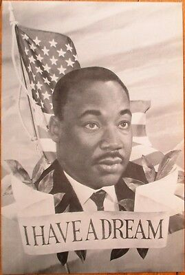 MLK / Reverend Dr. Martin Luther King Jr. 1960s 6x9 Portraits - 500 PIECES
