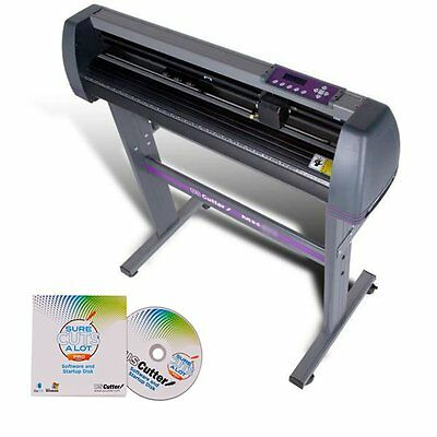 USCutter 28-inch Vinyl Cutter Plotter with Stand and with Sure Cuts A Lot Pro De